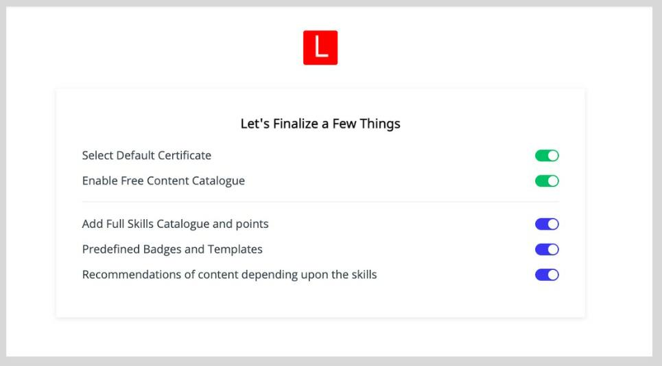 Enable Free Content Catalogue