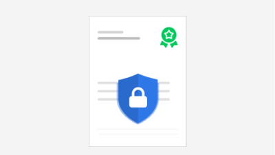 Cybersecurity certification